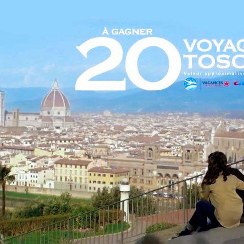 Jean Coutu Make Tuscany Tours Dado Production Servizi Produzione Video Spot Pubblicitari
