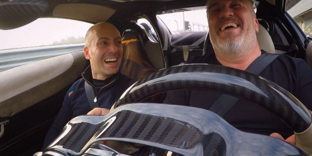 Paul Hollywood's Big Continental Road Trip Dado Production Servizi Produzione Video Serie TV