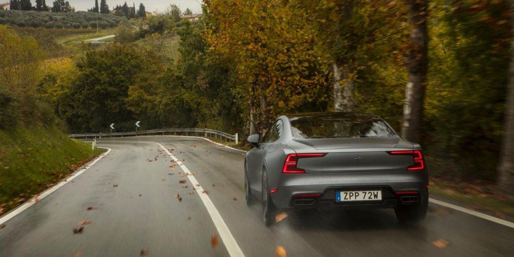 Volvo Polestar Dado Production Servizi Produzione Video Spot Pubblicitari