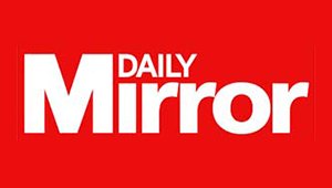 Daily Mirror Cliente Dado Production Film TV Commercials Production Services in Italia