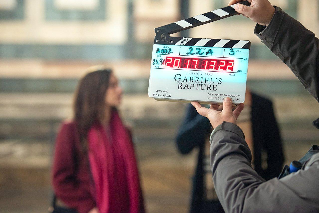 Gabriel's Rapture - Servizi di produzione e location scouting per Movies - Dado Production - Production Service Company in Italia